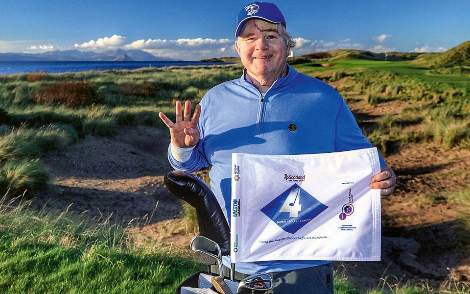 Nick Edmund: Global Golf 4 Cancer