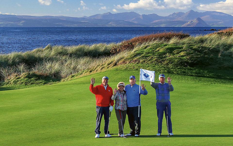 Global Golf 4 Cancer