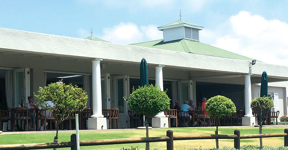 Clubhaus Goose Valley