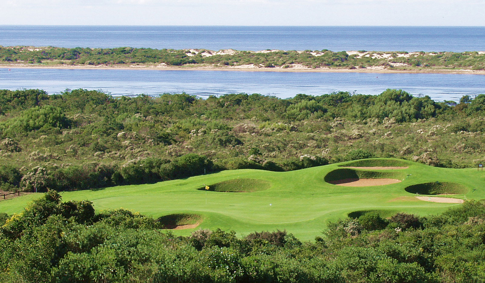 Goose Valley Golfplatz Panorama
