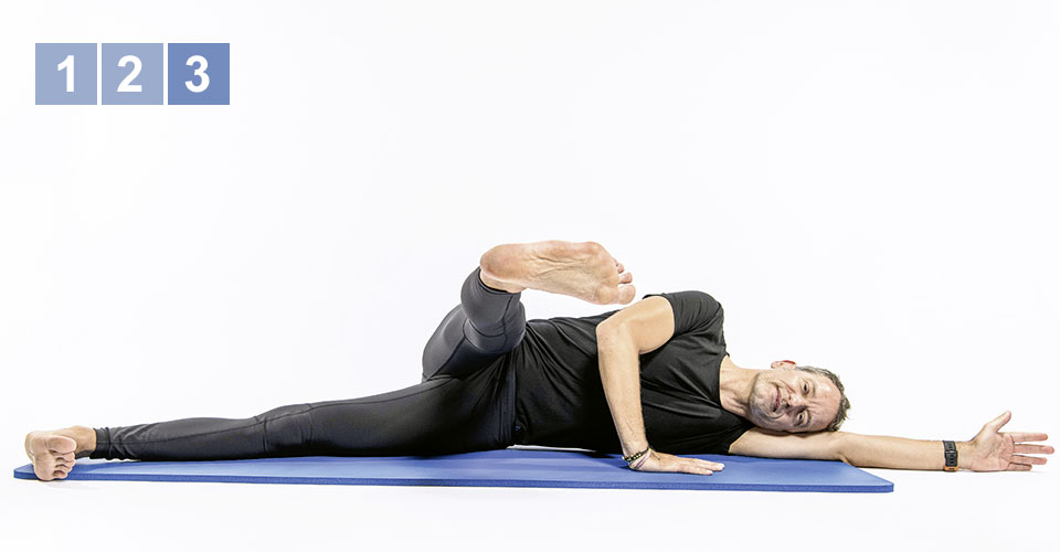 Pilates 3 - Teil 5: Side Lying
