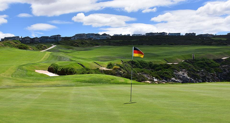 Pinnacle Point Golfplatz