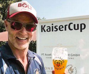 Simon Licht beim Kaiser Cup