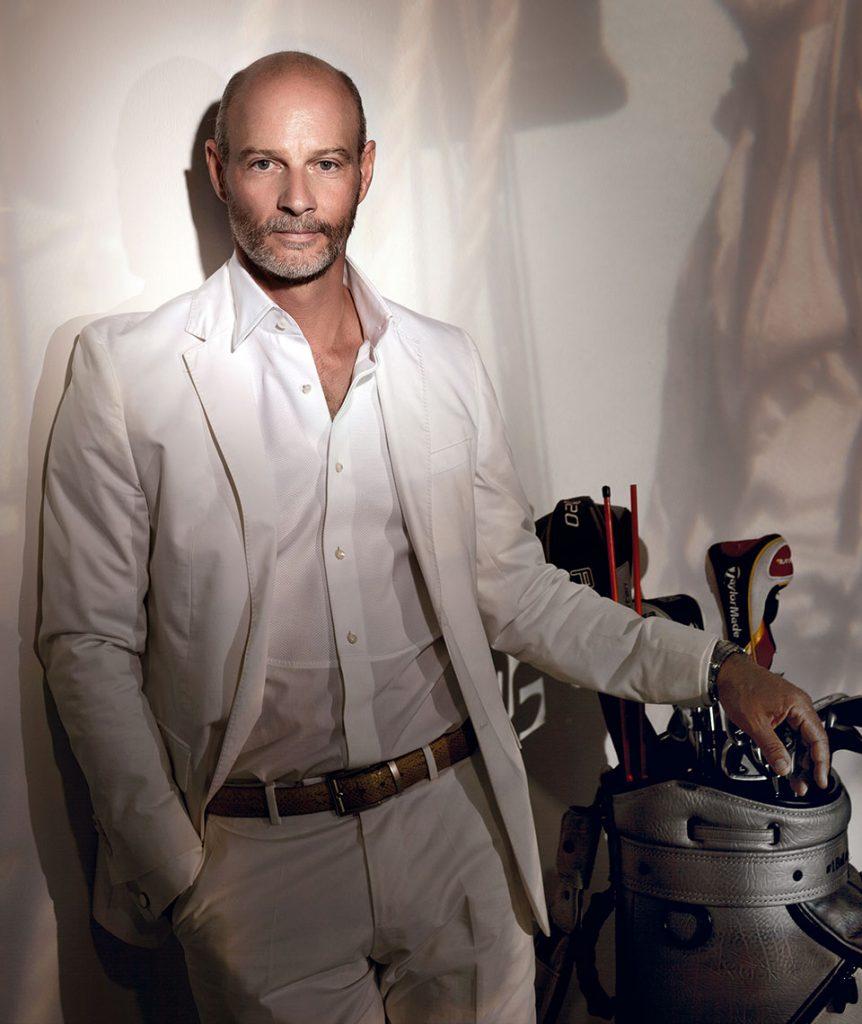 Schauspieler Simon Licht