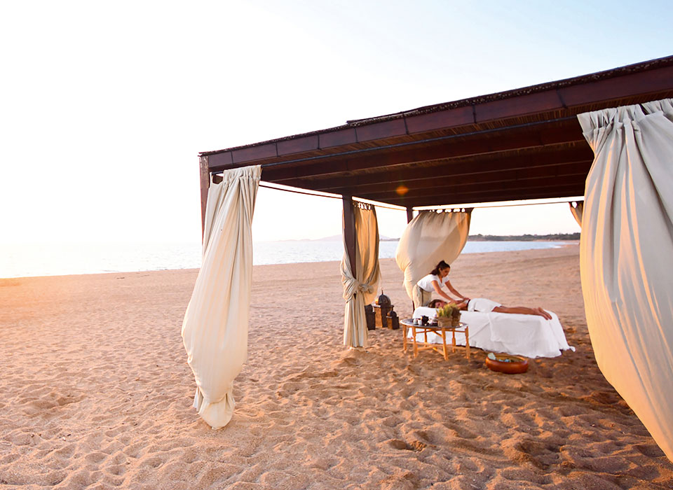 Beach Massage - Genuss, Kultur & Golf
