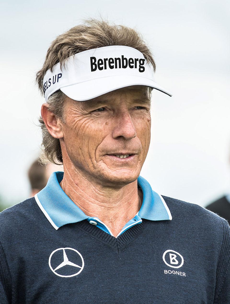 Bernhard Langer