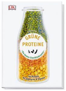 "Cover Buch ""Grüne Proteine"""