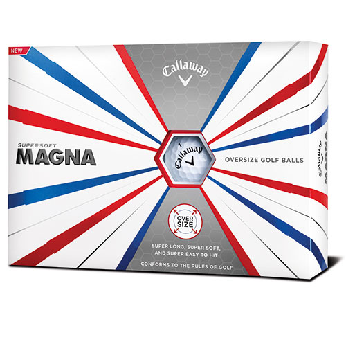 "Callaway ""Supersoft Magna"" Golfball"