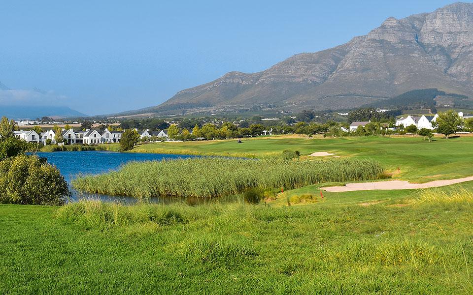 Golfplatz De Zalze