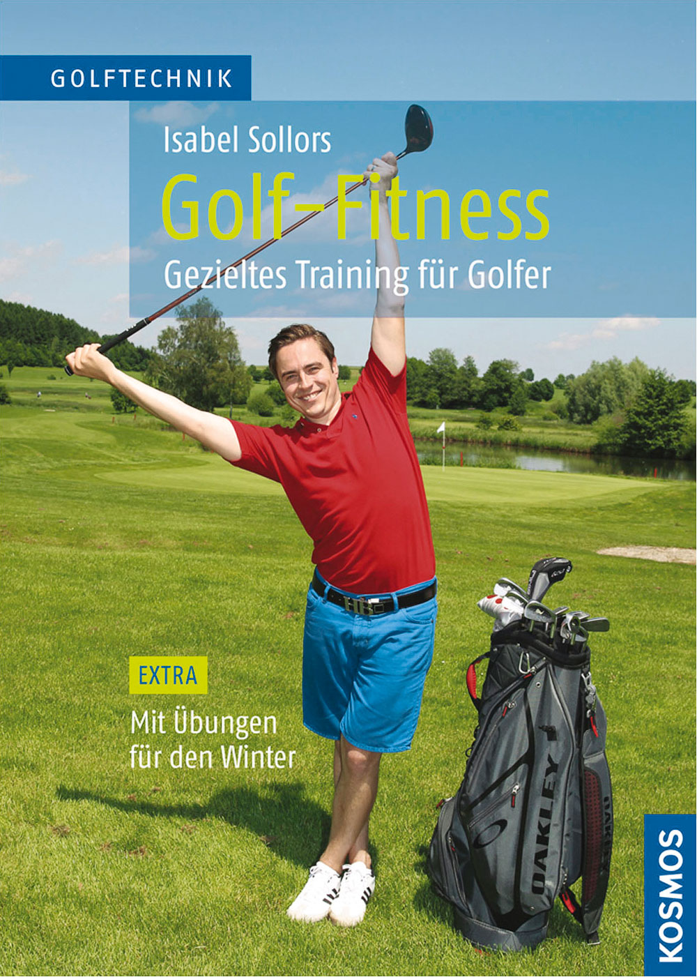 """Cover """"Golf-Fitness"""""""