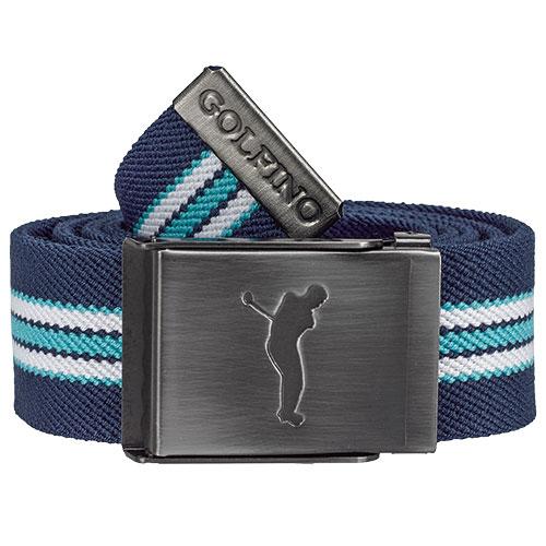 Golfino Herren-Stretch-Golfgürtel