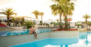 Pool im Robinson Club