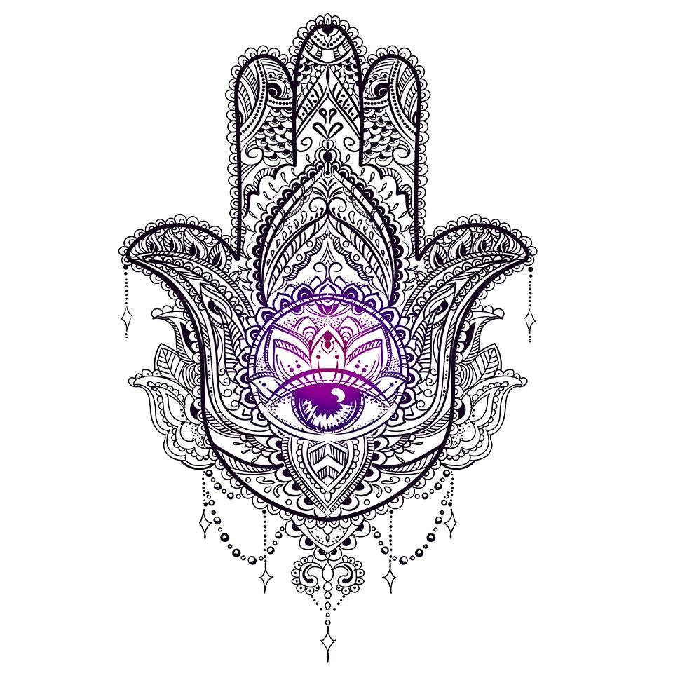 Symbol Hand der Fatima