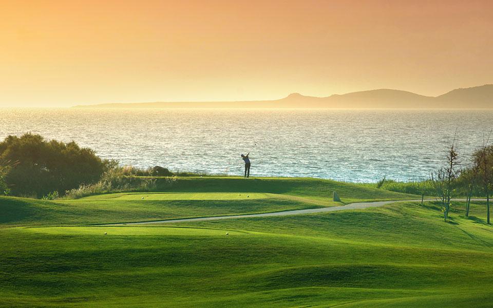 Golfplatz The Dunes