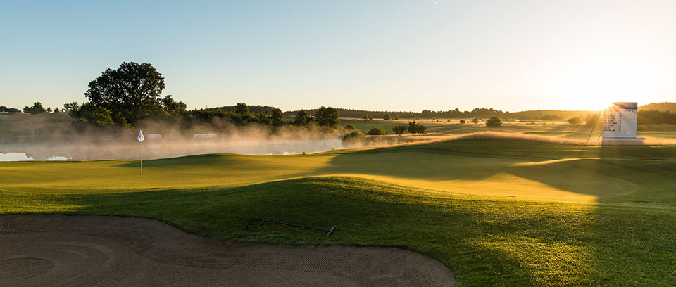Winston Golfplatz