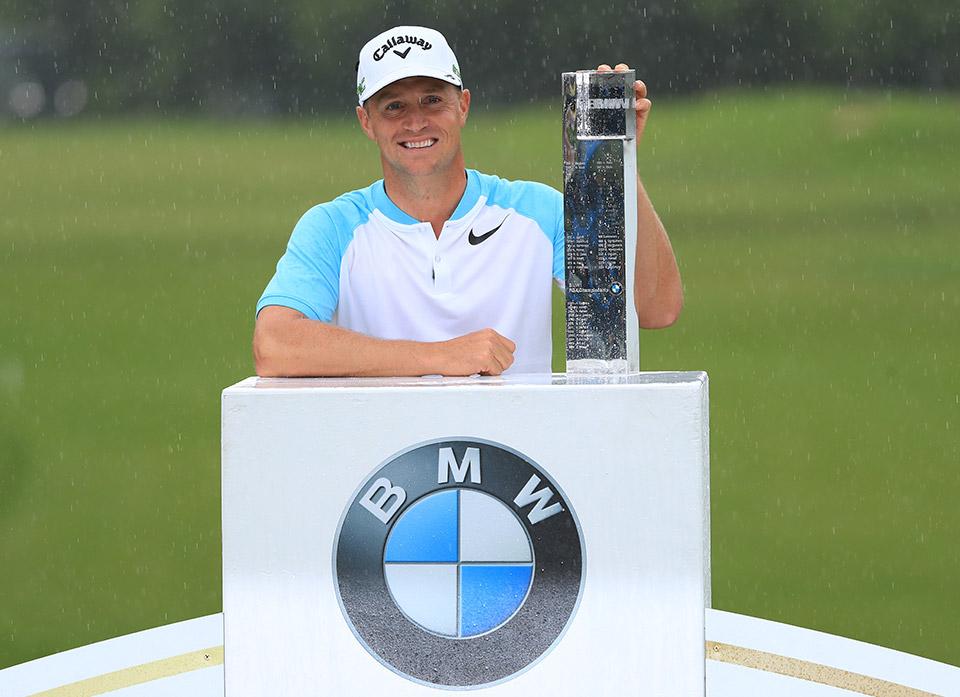 Alex Noren BMW International Open