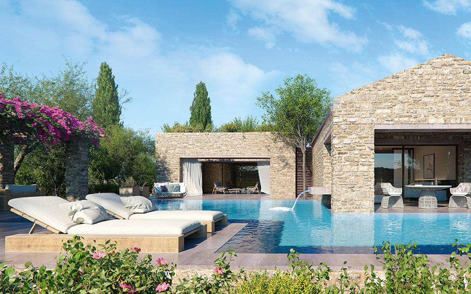 Costa Navarino Residences