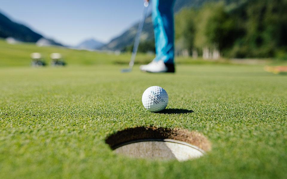 Golfball Passeier.Meran
