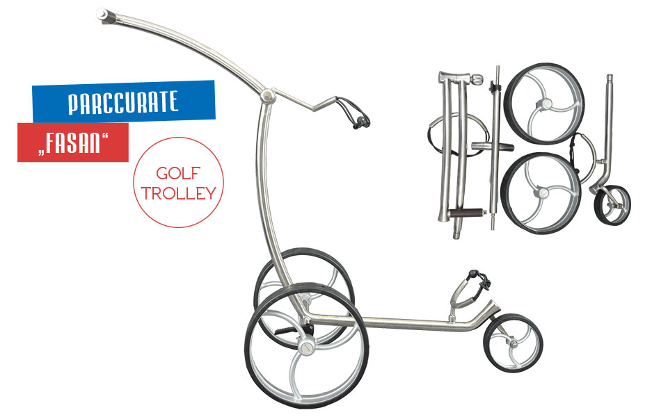"Parccurtate ""Fasan"" Trolley"