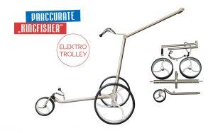 "Parccurate ""Kingfisher"" Elektrotrolley"