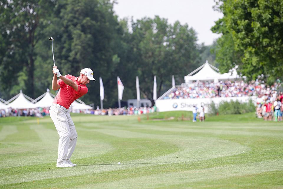 Marcel Siem BMW International Open