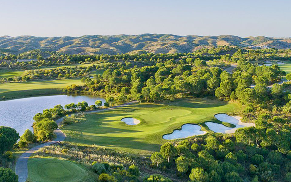 Monte Rei Golfplatz