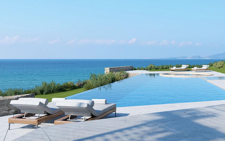 Costa Navarino Residences Pool