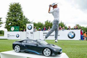 Thorbjorn Olesen BMW International Open