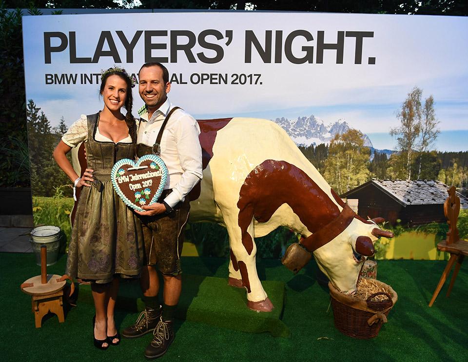 Players Night BMW International Open