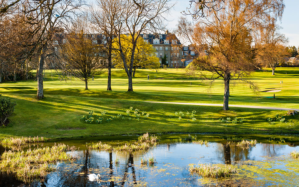 Gleneagles Golf Schottland