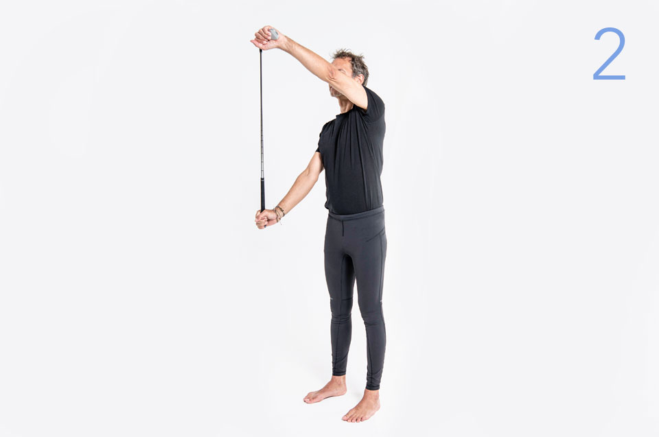 Step 2 - Pilates Teil 1: Schultern
