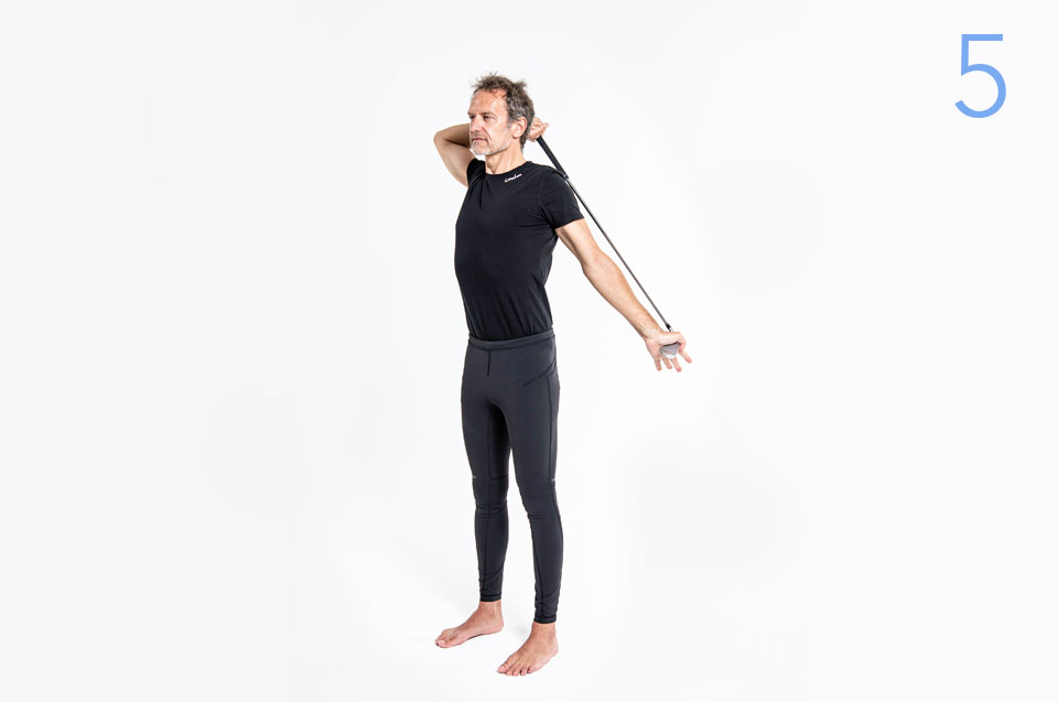 Step 5 - Pilates Teil 1: Schultern