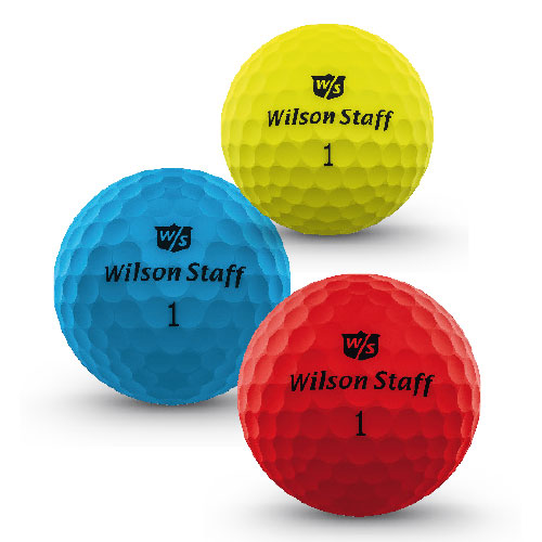 "Wilson Staff ""DX2 Soft Optix"" Golfball"
