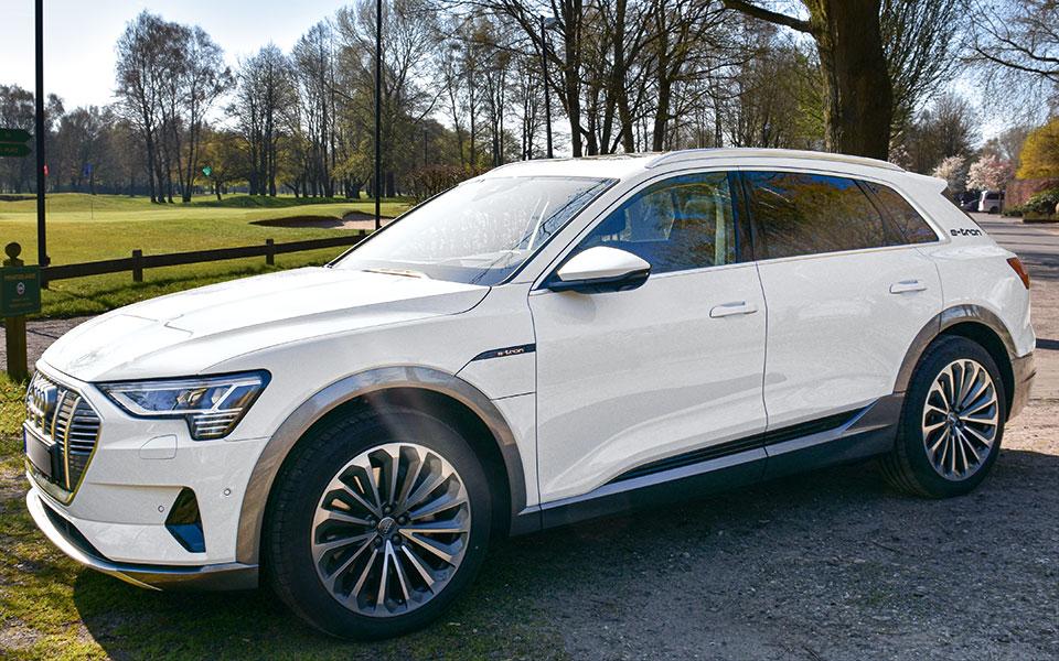 Audi e-tron Außenansicht
