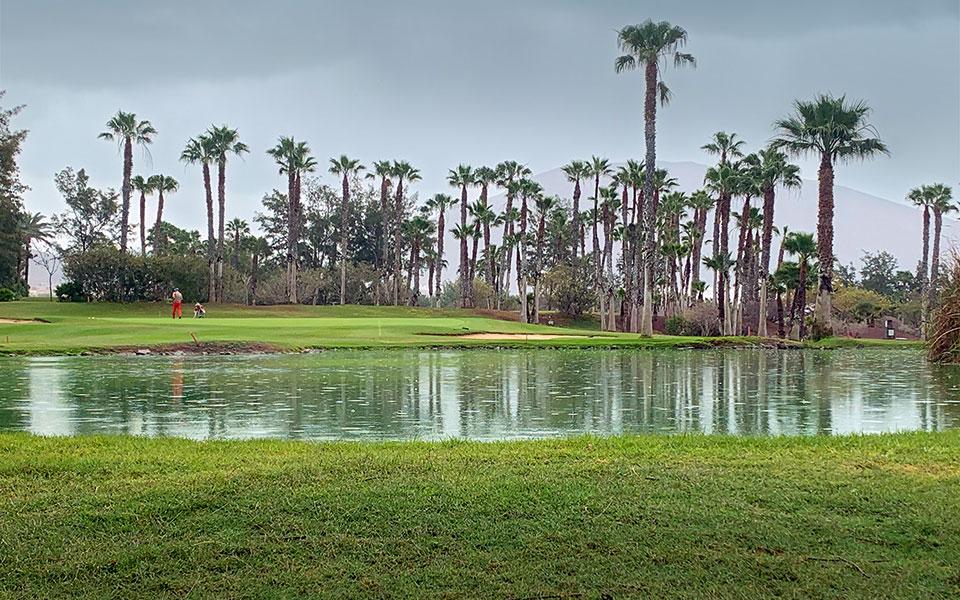 Golfplatz Las Americas Teneriffa