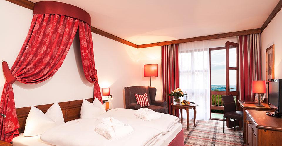 Hotelzimmer im Hotel Fürstenhof Bad Griesbach