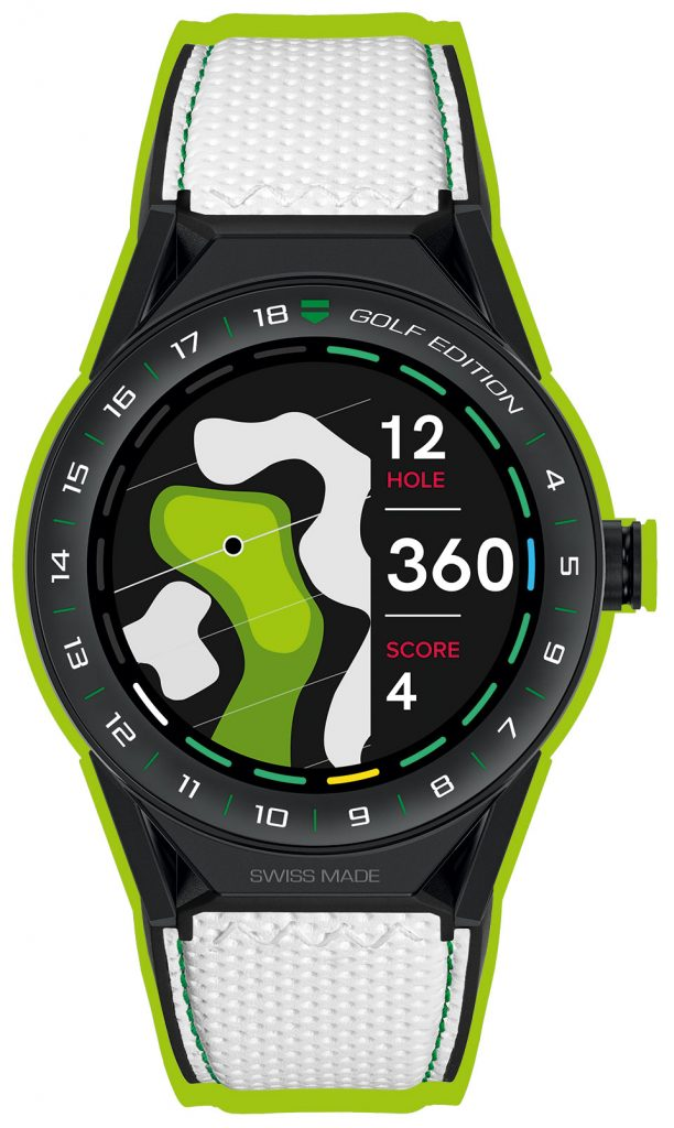 Connected Modular 45 Golf Edition