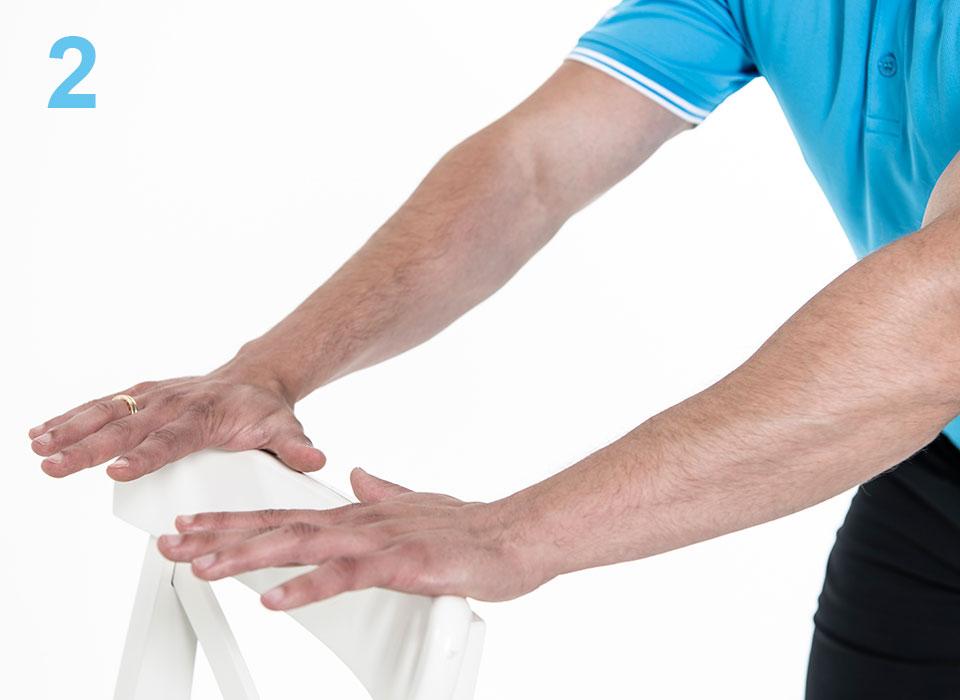 armstuetz step2 - Pilates Teil 2: Brustwirbelsäule