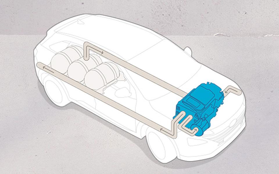 nexo technik step2 - Pures Gefühl – Hyundai Nexo