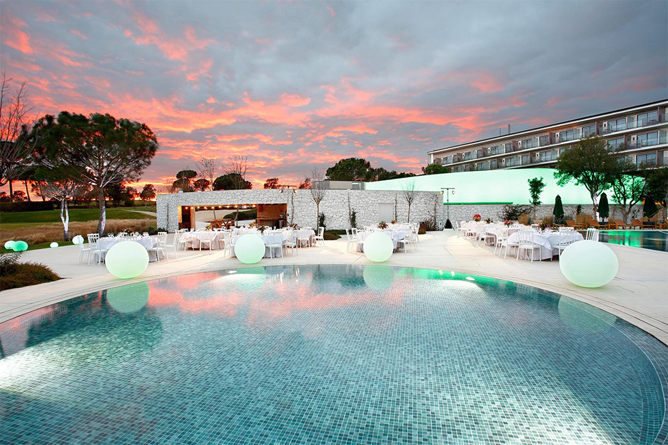 PGA Catalunya Hotel Camiral