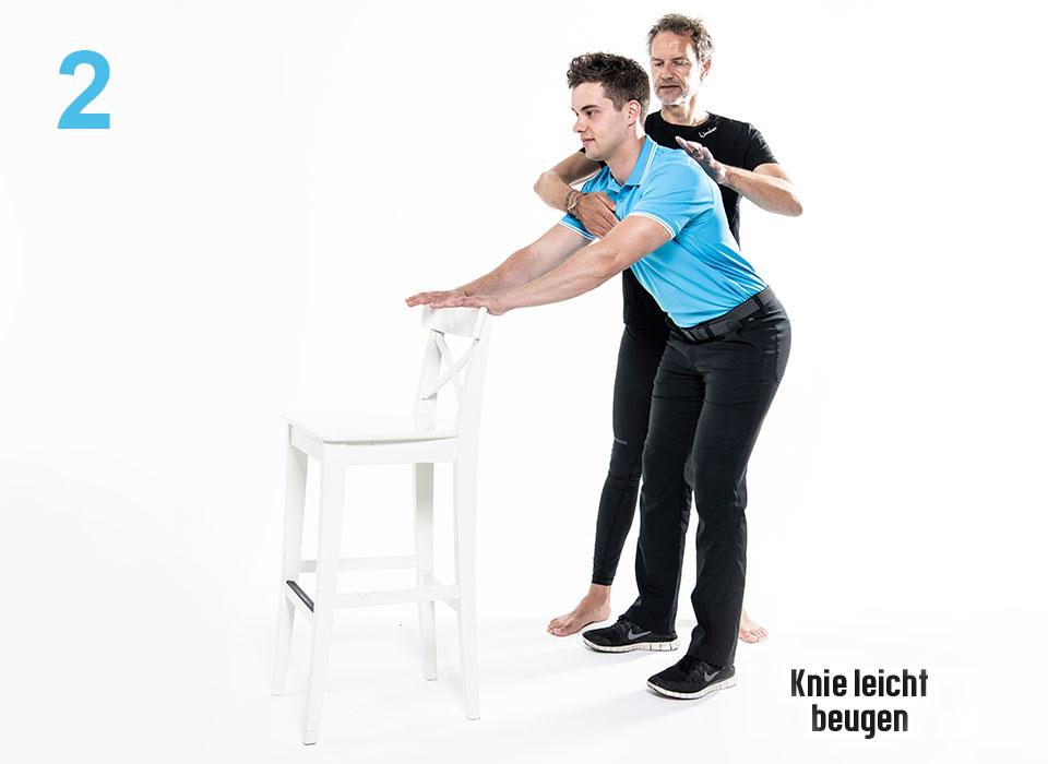 schulterrolle 2 - Pilates Teil 2: Brustwirbelsäule