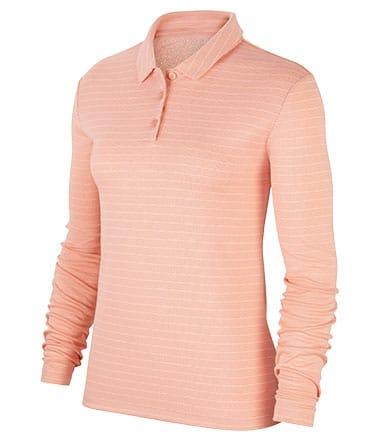 Nike Damen Polo 54813694 - Dem Wetter einen Schlag voraus