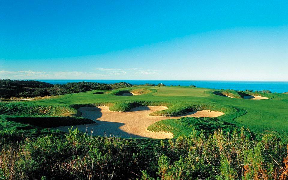 Golfplatz Südafrika