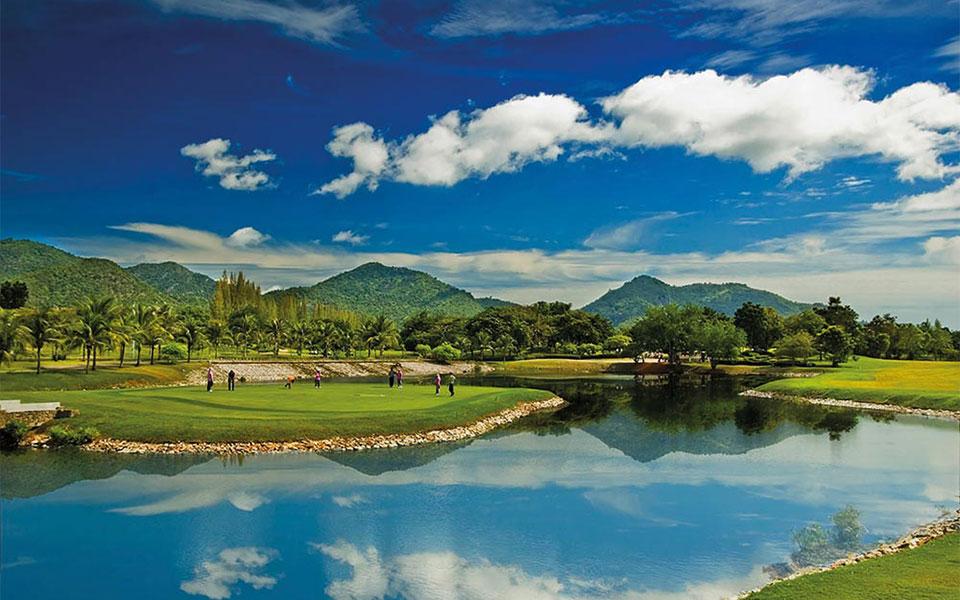 Golfplatz