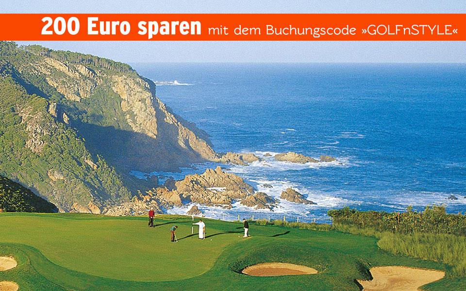 Golfplatz Garden Route