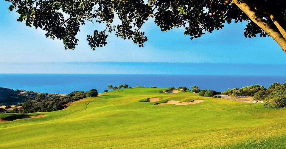 Golfplatz Aphrodite Hills