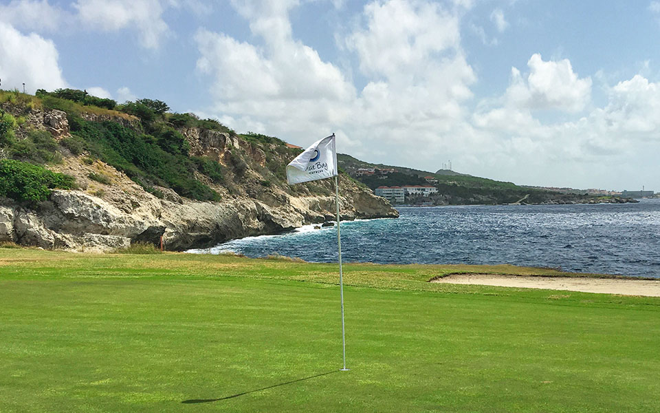 Golfplatz Curacao