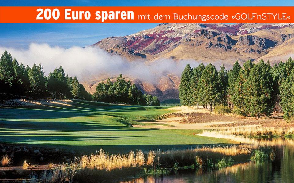 Golfplatz Argentinien