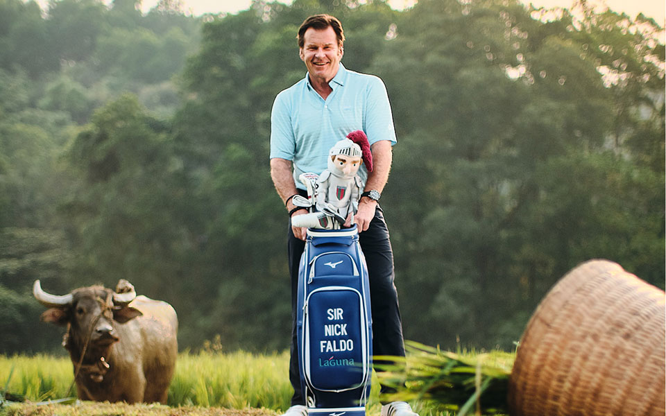 Sir Nick Faldo Vietnam - News 03/2019