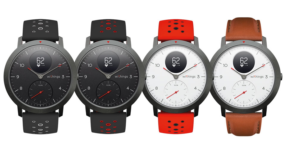 Withings Hybrid-Smartwatches